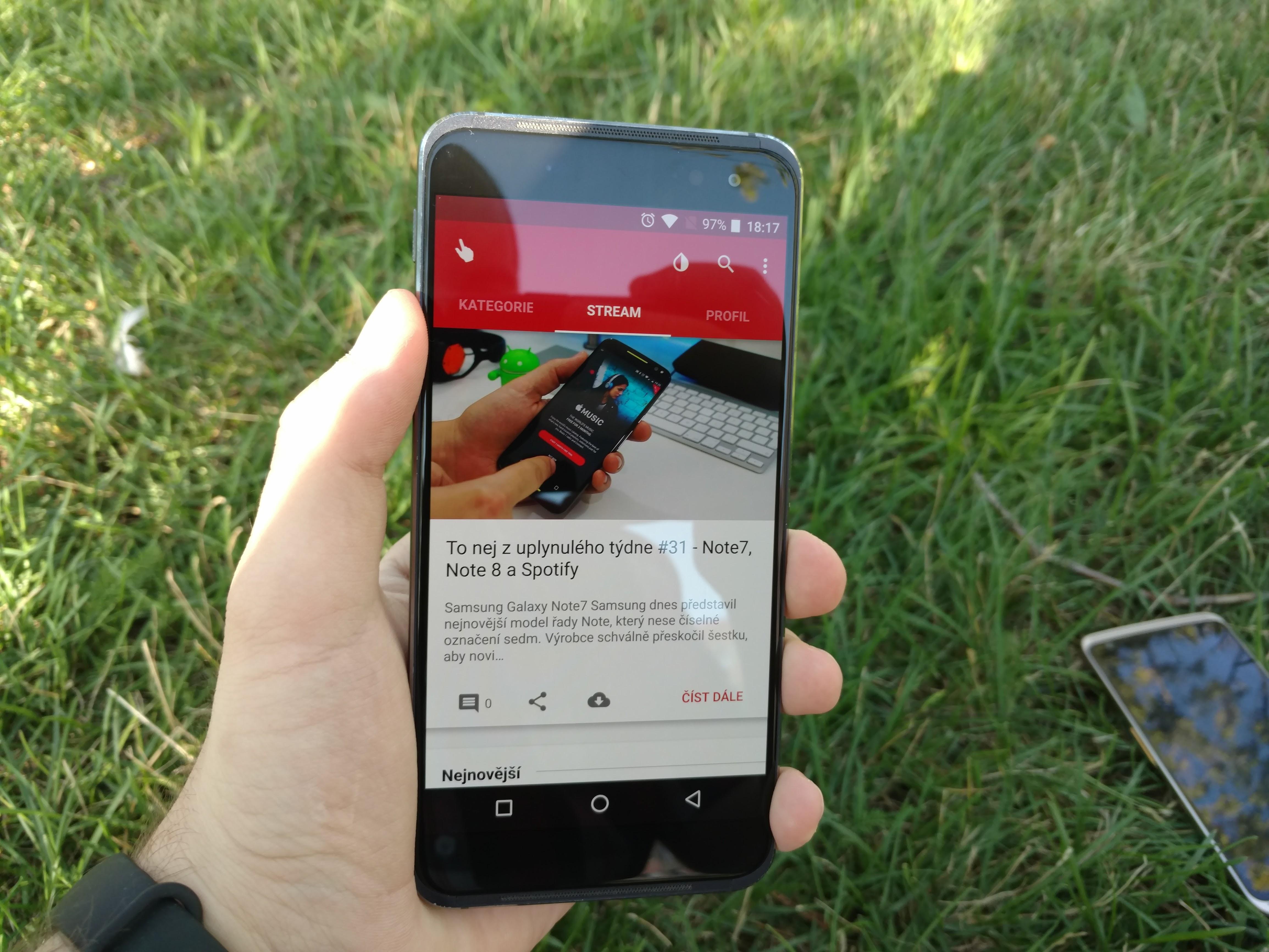 Vodafone Smart Platinum 7 – krůček po krůčku k dokonalosti [recenze]