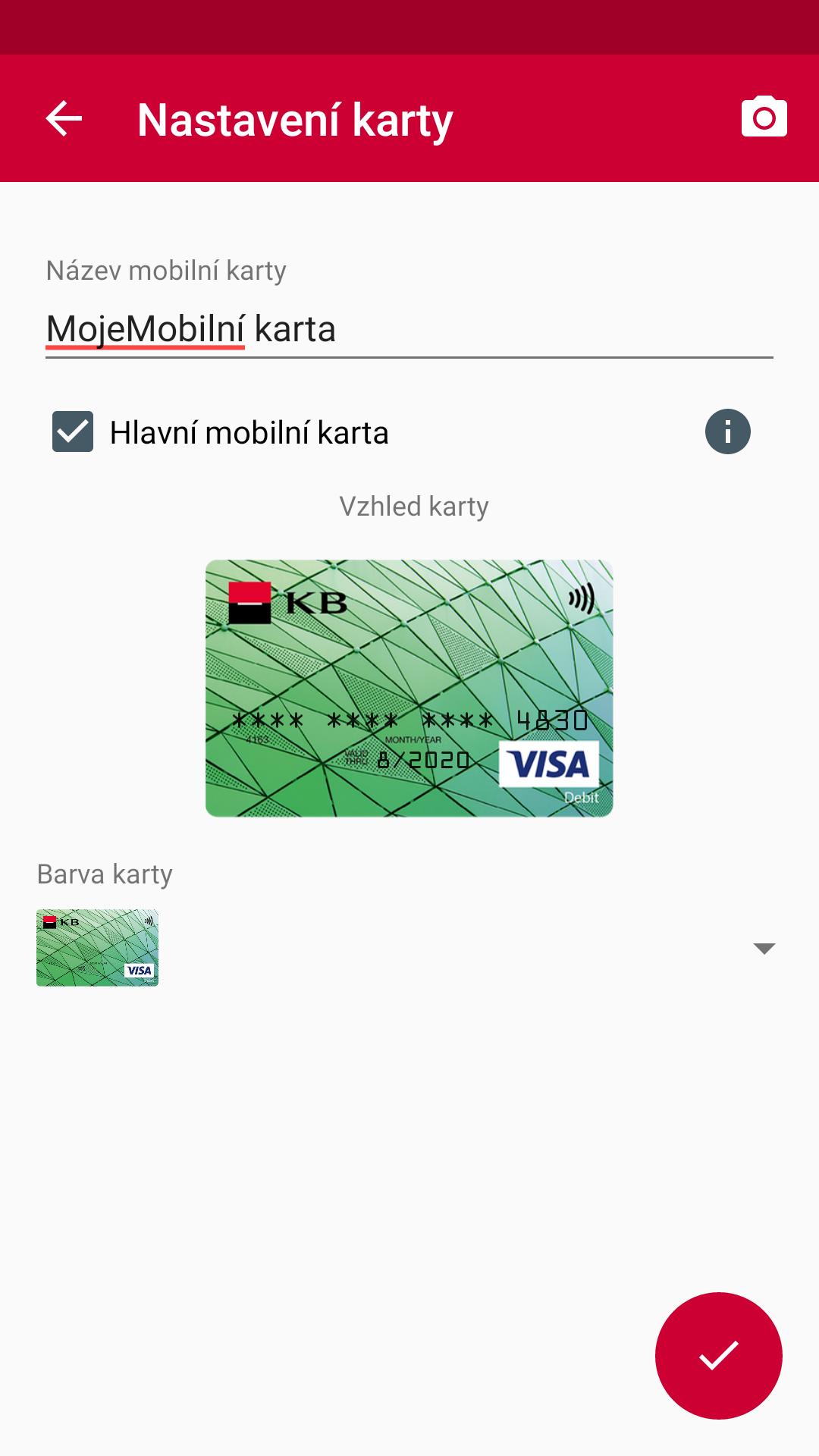 Komercni Banka Ma Novou Aplikaci Umoznuje Bezkontaktni Placeni
