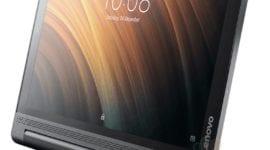 Lenovo Yoga Tab 3 Plus 10 - projektor střídají reproduktory od JBL