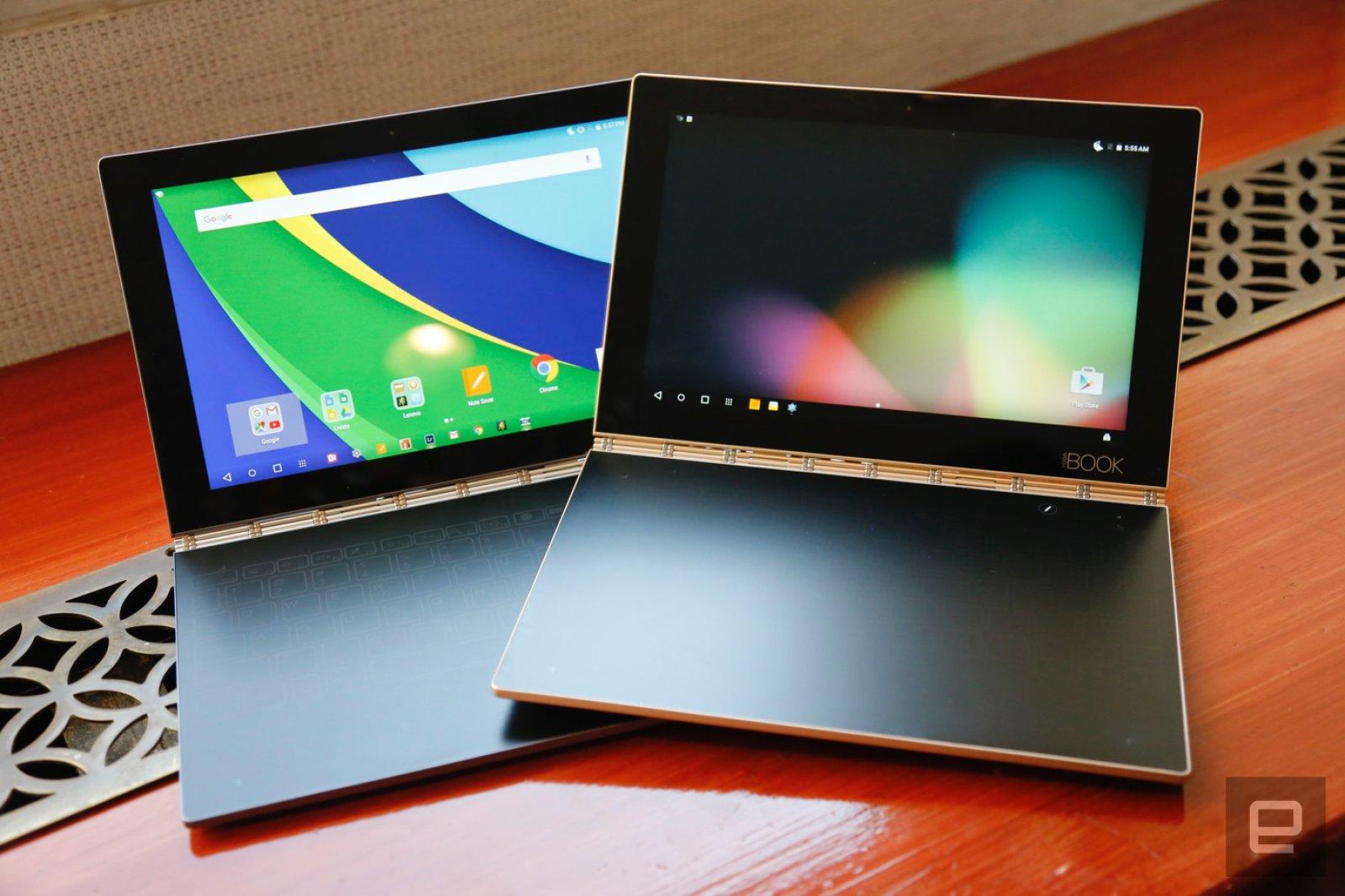 Lenovo na IFA – Moto Z Play, Yoga Tab 3 Plus, Miix 510 a Yoga Book