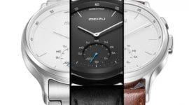 """Meizu - první """"chytré"""" hodinky Mix"""