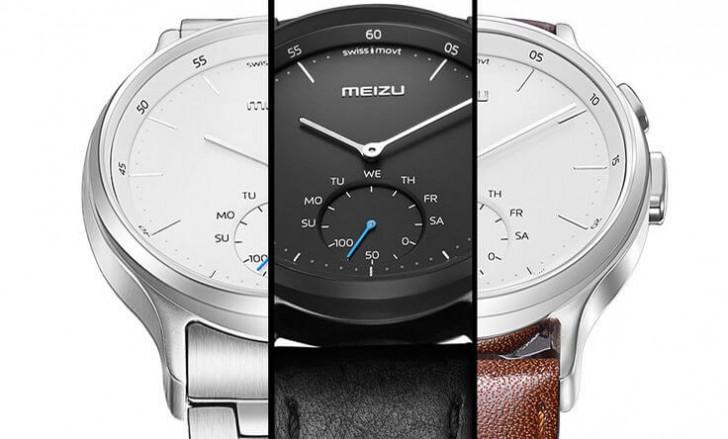 """Meizu – první """"chytré"""" hodinky Mix"""