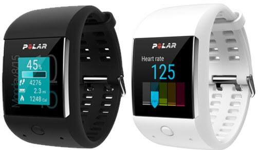 Polar M600 – sportovní hodinky s Android Wear