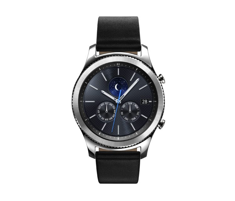 Samsung Gear S3 classic_Front