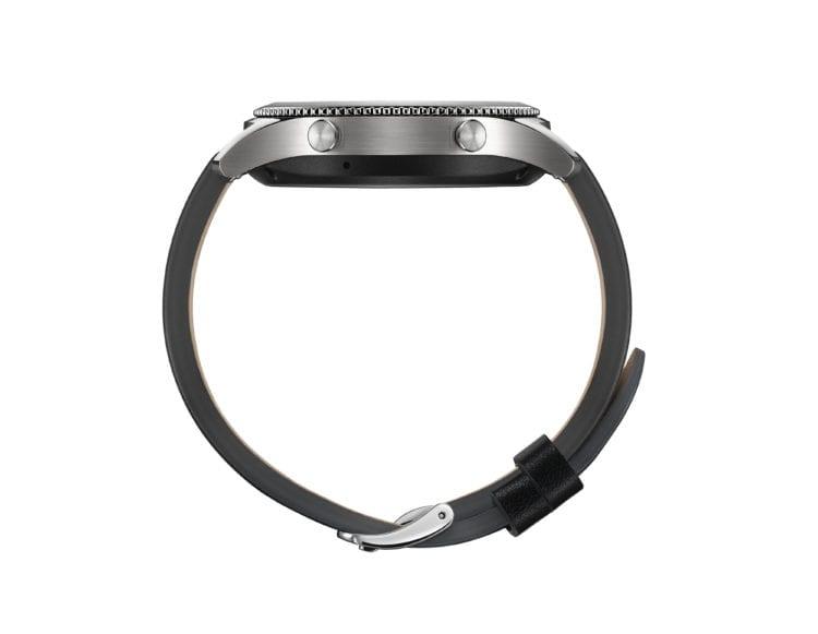 Samsung Gear S3 classic_Side