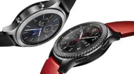 Samsung Gear S3 - dvojice nových hodinek oficiálně představena