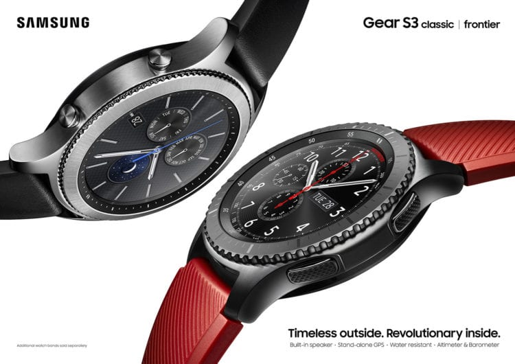Samsung Gear S3 frontier-classic_2P_Red