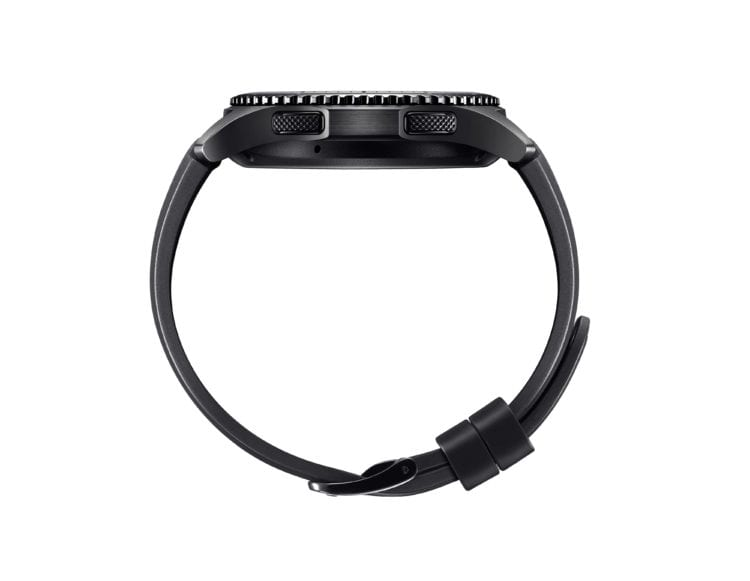 Samsung Gear S3 frontier_side
