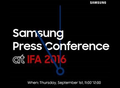 Hodinky Gear S3 se ukáží na veletrhu IFA