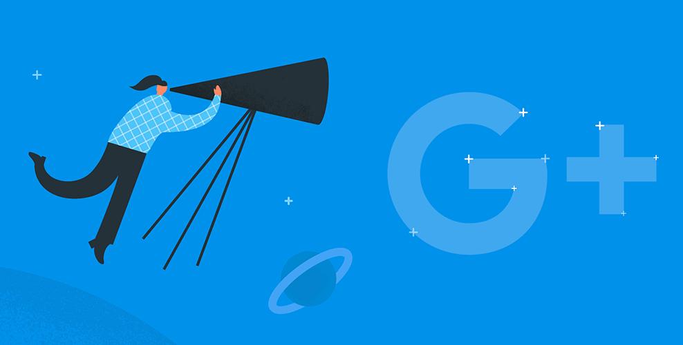 Google+ získává novinky [apk, aktualizováno]