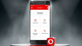 Vodafone láká na bonusový kredit za dobíjení
