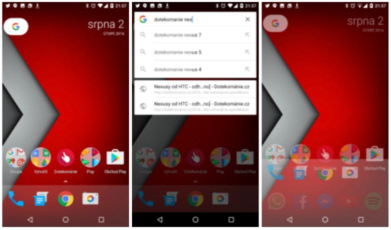 Google Pixel Launcher je v Obchodě Play [apk, zip, aktualizováno]