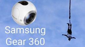 Bungee Jump se Samsung Gear 360
