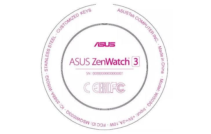 ZenWatch 3