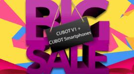 Telefony a chytrý náramek Cubot nyní v akci na serveru TomTop [sponzorovaný článek]