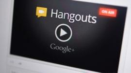 Hangouts On Air opouští Google+