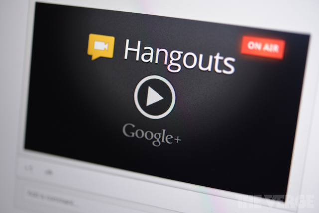 Hangouts On Air opouští Google+