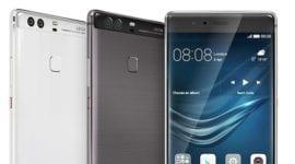Huawei P9 Plus je dostupný v ČR, nabízí duální fotoaparát a funkci Press Touch