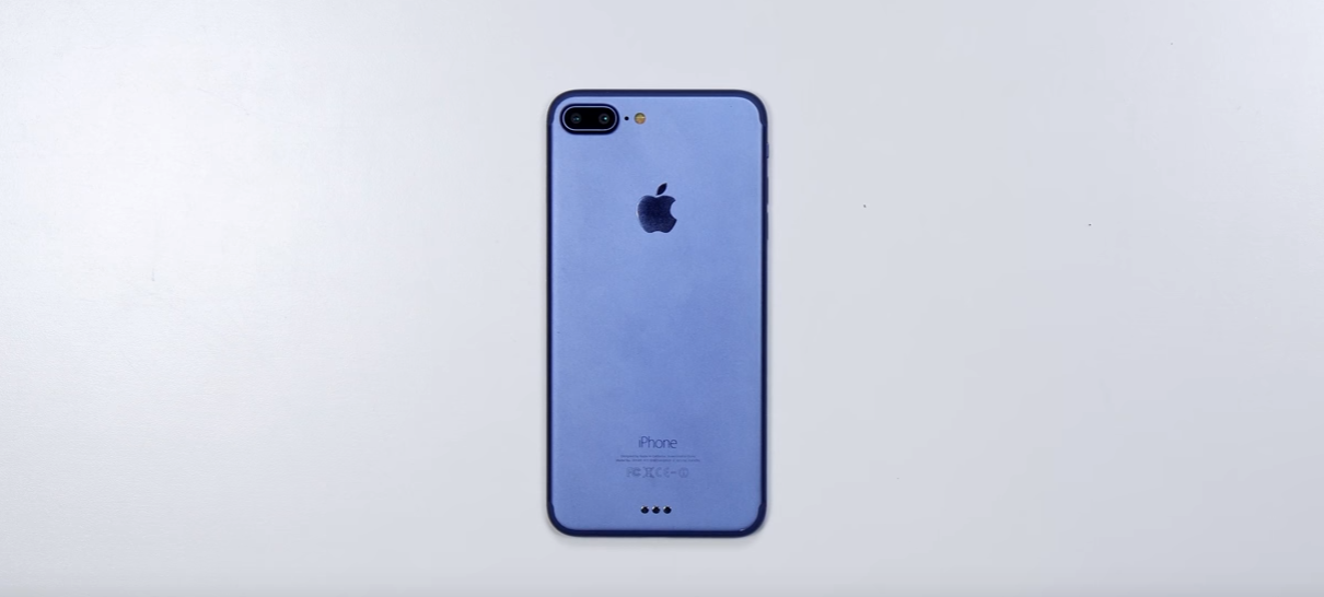 iPhone 7 na dalších snímcích a videích
