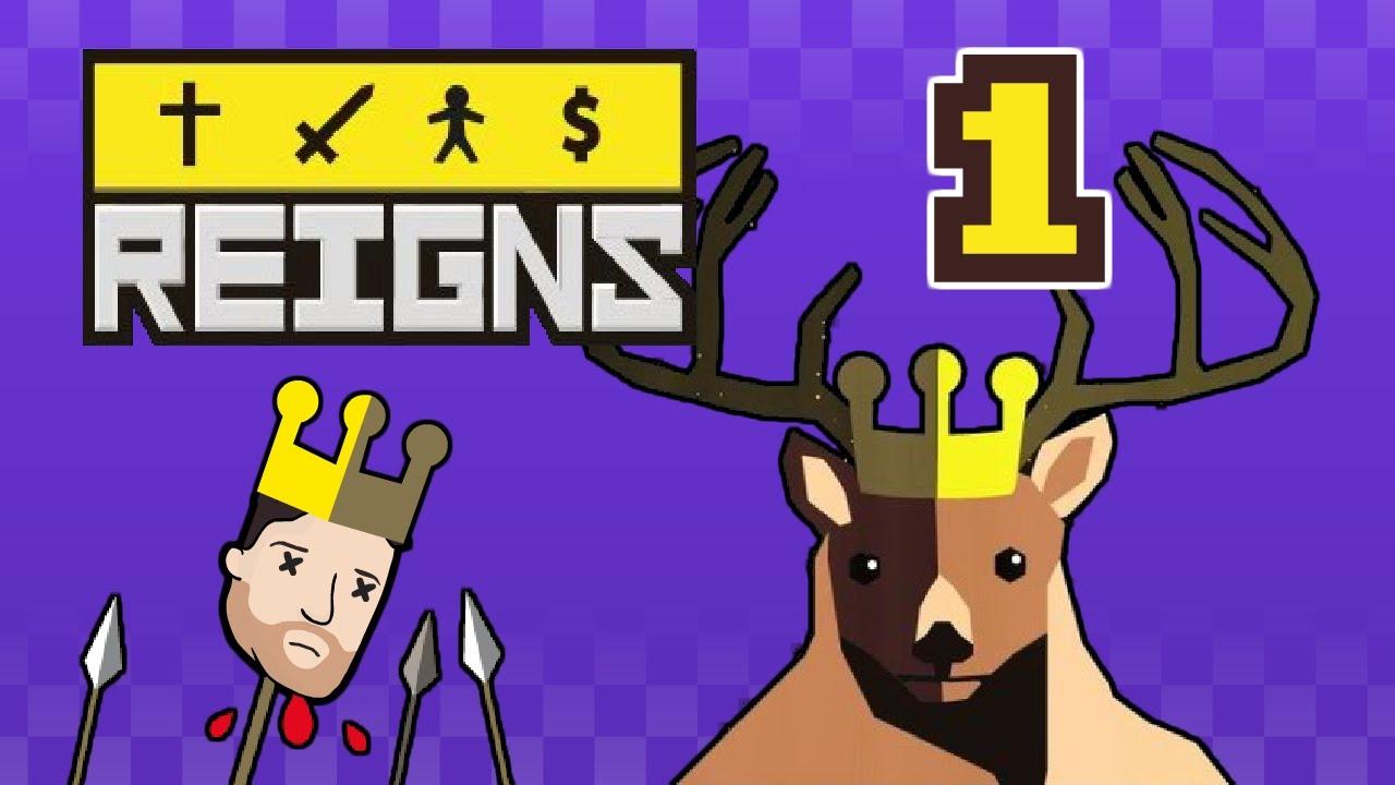 Reigns – jak dlouho dokážete vládnout?
