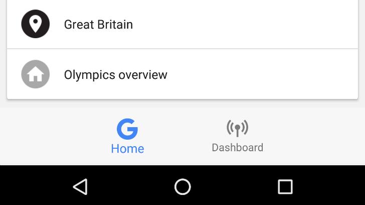 """Nová funkce """"Nástěnka"""" v Google Now"""