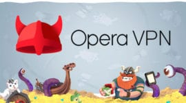 Opera VPN - ochrana od Opery zdarma
