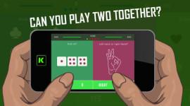 Dva prsty, ale jen jeden mozek – logická hra
