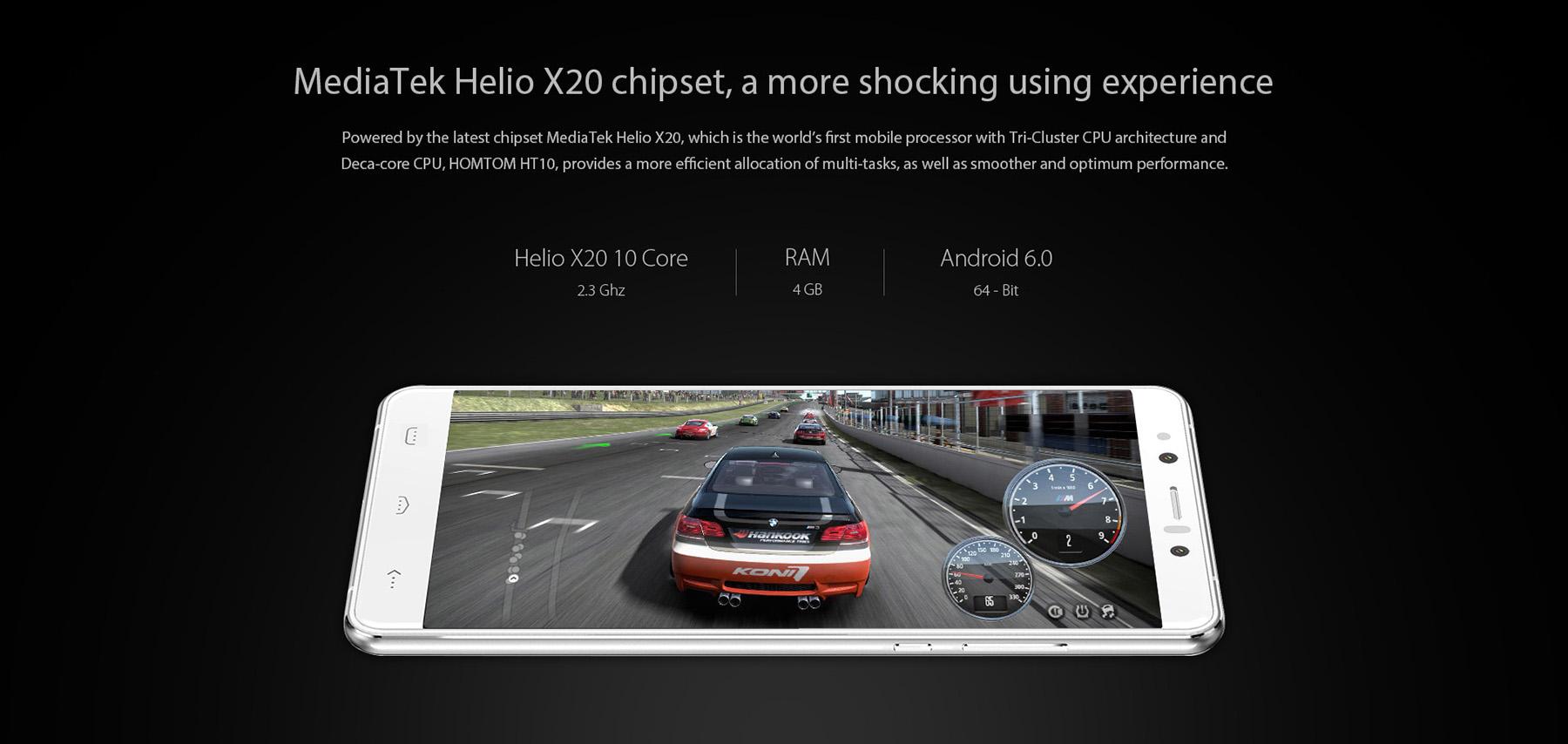 HOMTOM HT10 – plné LTE, 4 GB RAM a 21MPx fotoaparát [sponzorovaný článek]
