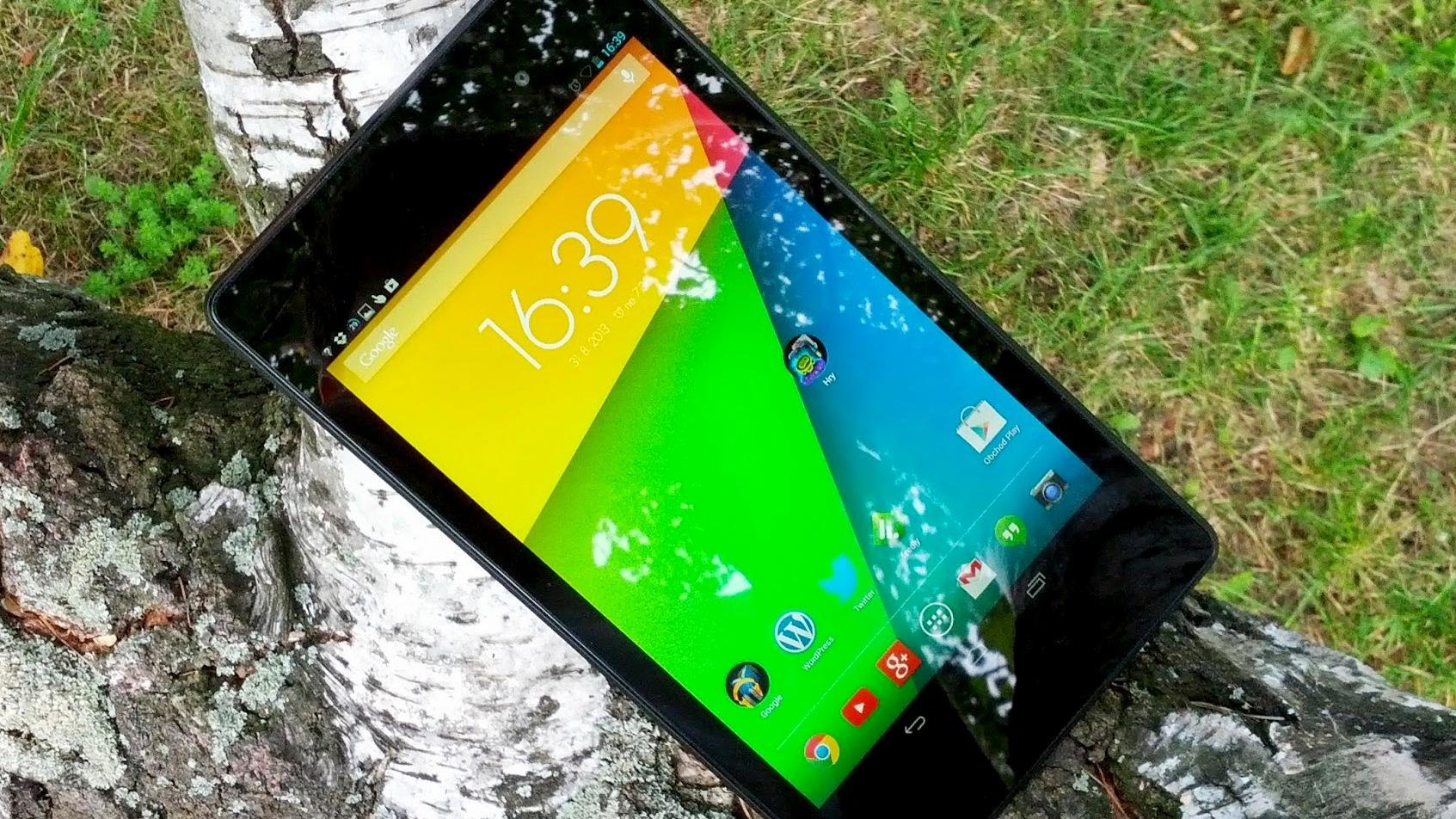 Google plánuje 7palcový tablet  [aktualizováno]