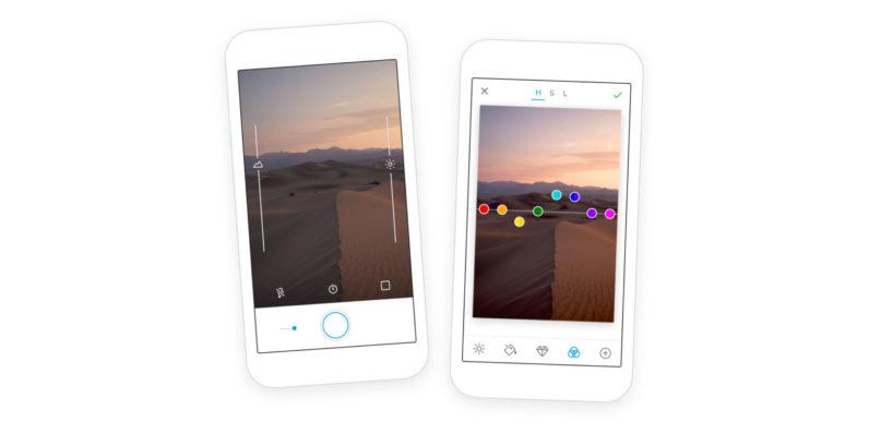 Nová aplikace od 500px vám umožní fotit do RAW a fotky pak prodávat (iOS)
