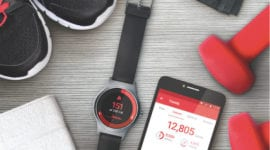 Alcatel Move – nová kolekce nositelných zařízení
