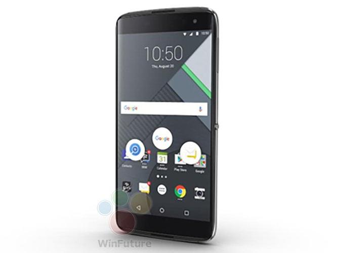 BlackBerry DTEK60 na fotkách [aktualizováno]