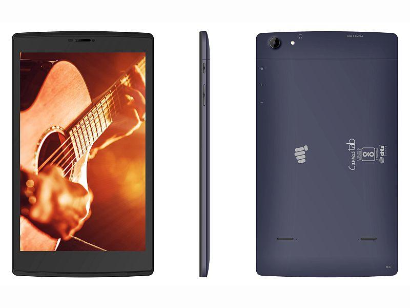 Micromax Canvas Tab P681 – tablet a telefon v jednom