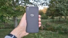 Ochutnávky #44 - BlackBerry DTEK50