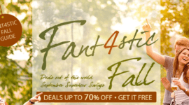 Fantastic 4 Fall – produkty v akci začínající s cenou pod dolar [sponzorovaný článek]