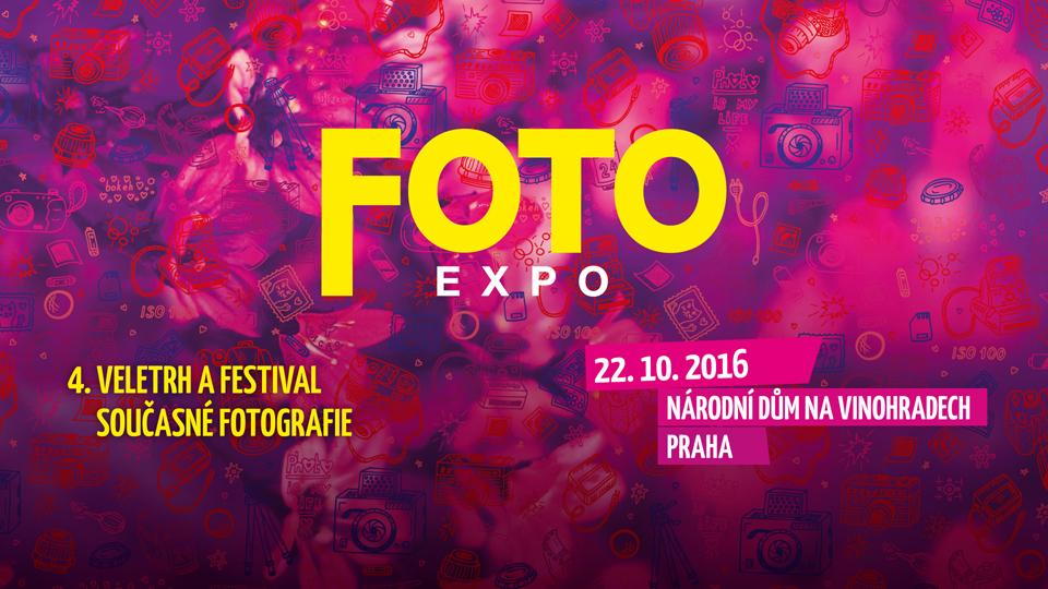 Nenechte si ujít Fotoexpo 2016 – Vstupenky na největší fotografickou akci podzimu jsou již vprodeji