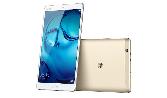 Huawei převedl tablet MediaPad M3