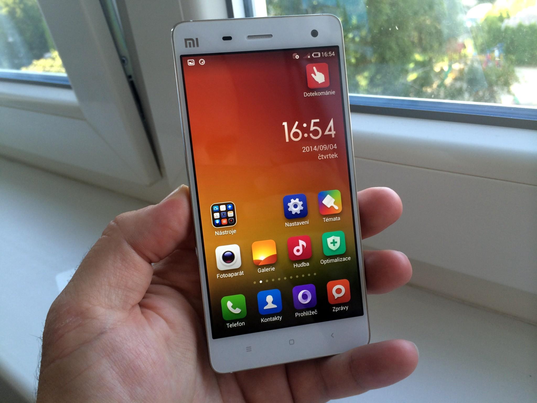 Xiaomi Mi4 – úspěšné pokračování čínské hvězdy [recenze]