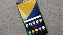 Samsung Galaxy Note 7 má další problém?