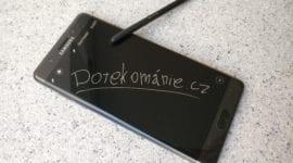 Ochutnávky #41 - Samsung Galaxy Note 7
