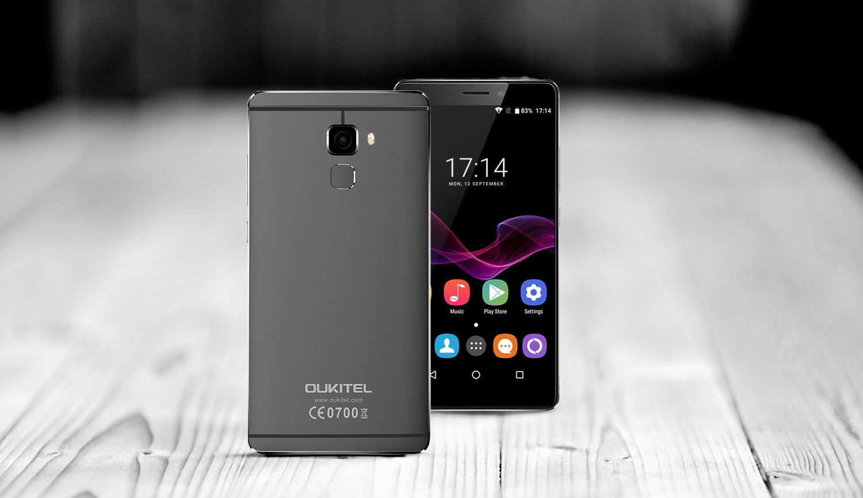 Oukitel brzy začne prodávat svůj nový top model