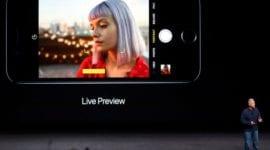 Beta iOS 10.1 přichází s hlavní novinkou pro iPhone 7 Plus