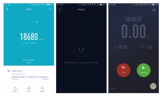 Aplikace pro Xiaomi Mi Band získává důležitou aktualizaci
