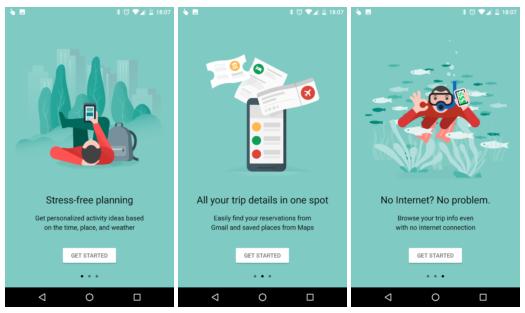 Google Trips – aplikace na výlety nově s podporou češtiny [aktualizováno]