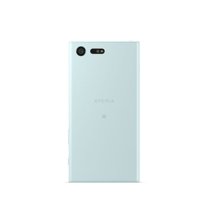 Sony Xperia X Compact Mist Blue Back
