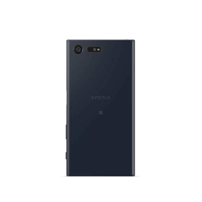 Sony Xperia X Compact Universe Black Back
