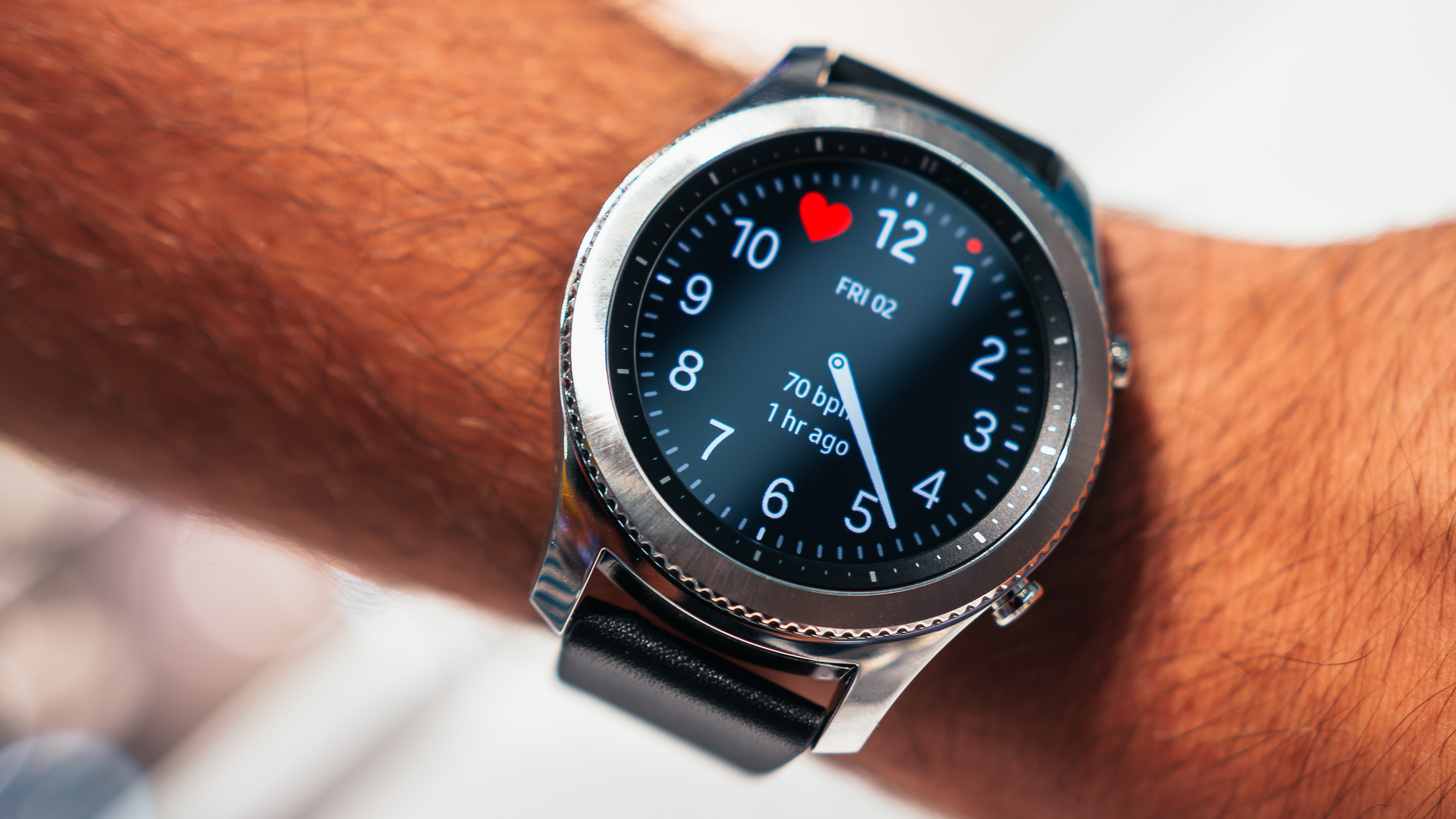 Samsung Gear S3 – první pohled
