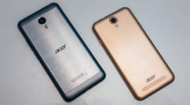 Acer Liquid Z6 a Liquid Z6 Plus - první pohled