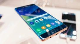 Samsung Galaxy Note 7 - první pohled