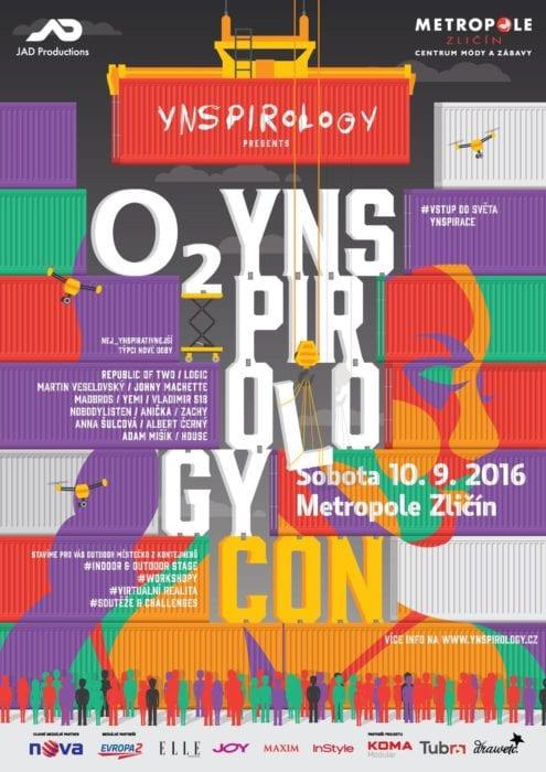 YNSPY CON - poster